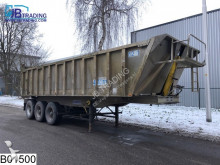 Sermit kipper Steel suspension, 28 M3 semi-trailer