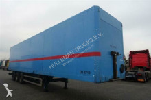 BPW box semi-trailer