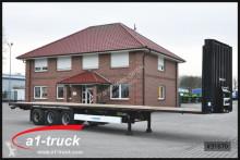 Krone SDP 27, Plattform offen, Steckrungen semi-trailer