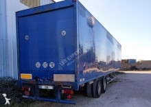 Trailor fourgon stockage 33 pal semi-trailer
