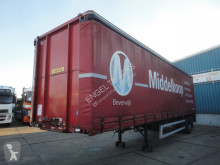 semirremolque Netam ONCRK 22 110 CURTAINSIDE WITH STEERING AXLE (ABS)