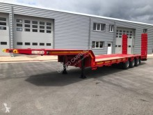 Cometto heavy equipment transport semi-trailer