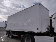 Asca plywood box semi-trailer