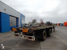 semi remorque Pacton 40 FT Chassis / Double montage / Steel suspension