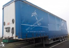 Samro tautliner semi-trailer