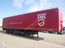 Krone Joloda Schiebeplanen Sattelauflieger SDP 27 eLBP4-CS semi-trailer