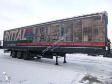 Krone Coil Ultra Schiebeplanen Sattelauflieger SDP 27 eLCUQ-CS I semi-trailer