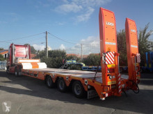 Lider trailer GONDOLA semi-trailer