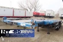 semirremolque D-TEC semirimorchio portacontainer allungabile usato