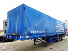 Meierling MSA24 / Liftachse / Alu-Auflieger/Coilmulde semi-trailer
