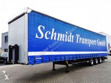 Kögel SN 24 / MEGA / Hubdach 3 m / SAF-Achsen semi-trailer