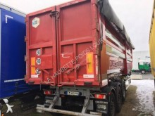 Carnehl scrap dumper semi-trailer