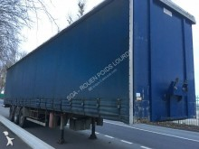 Trouillet tautliner semi-trailer