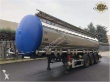 Menci Cisterna chimica b.s/menci l4bh 34.000lt , semi-trailer
