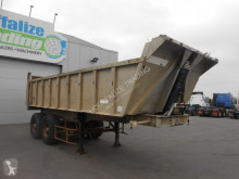 Benalu Tipper - steel suspensions semi-trailer