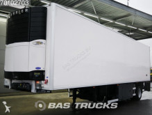 Tracon Uden TO.S 1210 Carrier Vector 1800mt Lenkachse Ladebordwand BPW semi-trailer