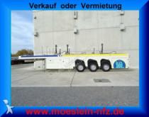 Langendorf 3 Achs Innenlader hydr. gefedert, Wenig Benutzt semi-trailer