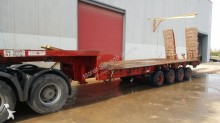 Trabosa heavy equipment transport semi-trailer
