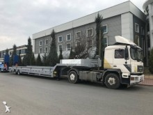 Donat semi-trailer
