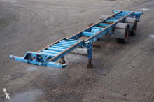 naczepa Trailmobil Container chassis 2-assig/ 40ft./ Full Steel