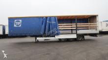 Krone Alu Bordwände, BPW, TÜV 9/2019, Innen:2.80m, 70% Reifen semi-trailer