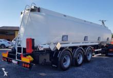 Dromech tanker semi-trailer