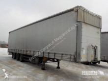 used tautliner semi-trailer