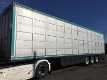 Fruehauf 3 étages semi-trailer
