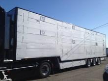 Pezzaioli 3 étages - 3 compartiments semi-trailer