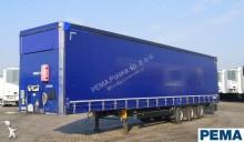 Schmitz Cargobull SCS Mega VARIOS SCS 24/L-13.62 MB VA Edscha PEMA 74572 semi-trailer