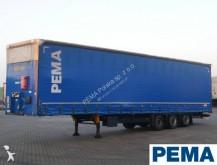 Schmitz Cargobull SCS VARIOS Mega SCS 24/L-13.62 MB VA Edscha PEMA 74578 semi-trailer