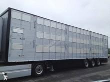 Pezzaioli 3 étages indépendants semi-trailer