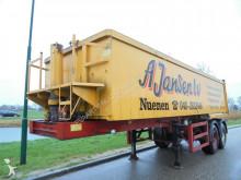 ATM Tipper / 26m3 / BPW / Liftaxle / Steel-Alu semi-trailer