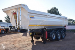 Lider trailer half-pipe semi-trailer
