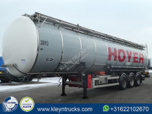 Van Hool CHEMICAL 55.000 LTR 3 compartments semi-trailer