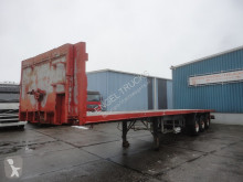 Fruehauf GT32 FULL STEEL/LAMES FLAT BODY TRAILER 13.60 M semi-trailer