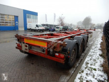 naczepa Van Hool Chassis / MB Disc / extendable on the back