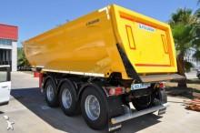 nieuw trailer bouwkipper