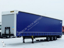semirremolque Wielton CURTAINSIDER / MEGA / LIFTED ROOF AND AXLE /