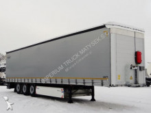 Schmitz Cargobull CURTAINSIDER/STANDARD/ XL CERT/LIFTED AXLE/ semi-trailer