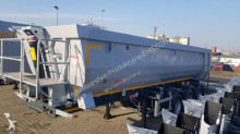 Mega 28 m3 RYNNA stal - OD RĘKI z MAGAZYNU - STOCK AVAILABLE semi-trailer