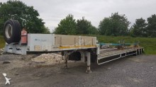 Nicolas 17 m alongable NEUF semi-trailer