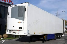 Schmitz Cargobull SKO REFRIGERATOR SCHMITZ SKO24 THERMOKING SLX300 DOPPELSTOCK semi-trailer