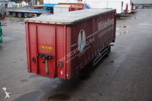LAG Schuifzeil/ Dak 1-assig/ stuuras semi-trailer