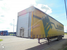 Fliegl Tautliner / SAF / Discbrakes / NL Trailer / APK / TUV semi-trailer