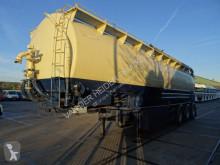 Lambrecht 85LK40 / GESTUURD / SILO / 9 KAMER semi-trailer