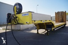 Kaiser heavy equipment transport semi-trailer