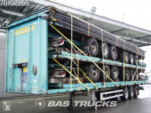 semi reboque LAG 0-3-40 02 Stack of 5 Trailers BPW axles