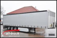Schmitz S01, Tautliner, Lift, Palettenkasten, semi-trailer