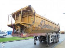 ATM 27m3 Tipper / Steel-Stahl Box/Chassis / NL Trailer semi-trailer